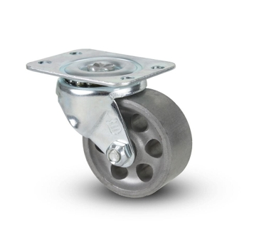 Sintered Iron Swivel Plate Caster 2""