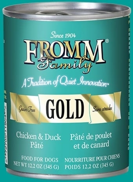 FROMM Gold Chicken & Duck Pâté