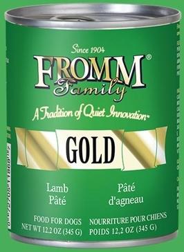 FROMM Gold Lamb Pâté