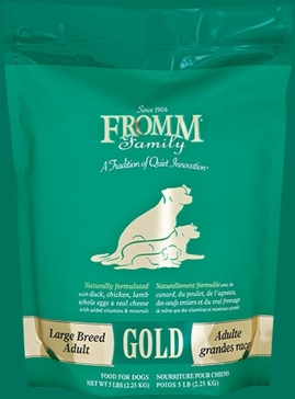 FROMM Gold Adult Large Breed Dog Food