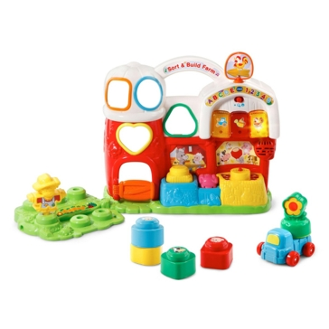 Vtech Sort & Build Farm