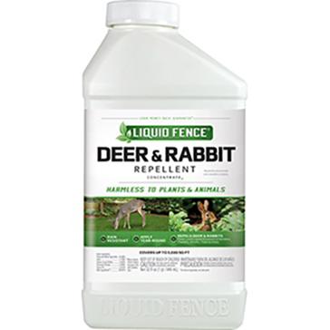 Liquid Fence Deer & Rabbit Repellent Concentrate 32oz