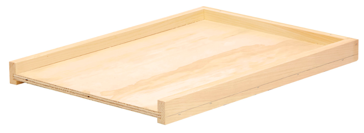 Little Giant Beehive Solid Bottom Board