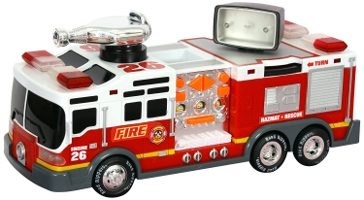 "Rush & Rescue 14"" Assorted Vehicles"