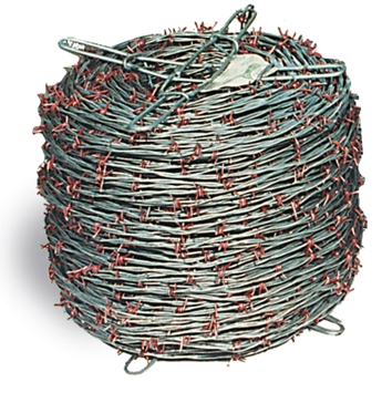 Red Brand Ruthless 4-Point Barbed Wire Reel