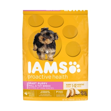 IAMS ProActive Health Smart Puppy Small & Toy Breed Dry Dog Food