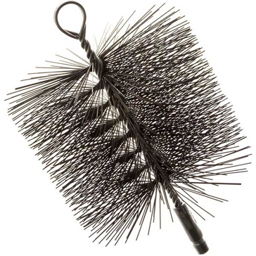 Imperial Group 8-inch Round Wire Bristle Chimney Brush