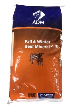 ADM Fall/Winter Beef Range Mineral 50lb