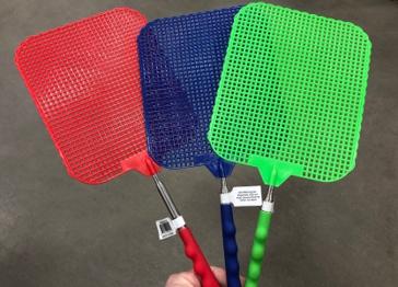 Jumbo Extendable Fly Swatter