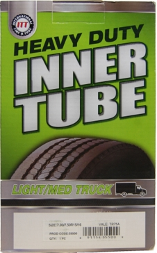 ITT 700/750R15/16 Light/Medium Truck Tire Tube