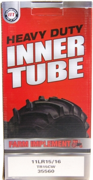 ITT 11L15/16 Farm Implement Tire Tube