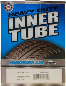 ITT 155/175R13/14 Passenger Car Tire Tube