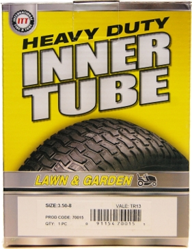 ITT 350-8 Lawn & Garden Industrial Tire Tube