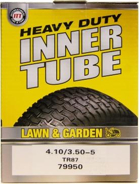 ITT 410/350-5 Lawn & Garden Industrial Tire Tube
