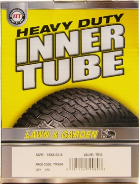 ITT 15-600-6 Lawn & Garden Industrial Tire Tube