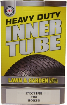 ITT 22x11-8/21x11-8 Lawn & Garden Industrial Tire Tube