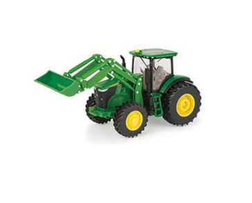 John Deere 7R with Loader 1:32