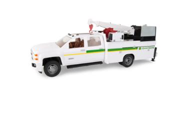 John Deere Chevrolet 3500 Service Truck