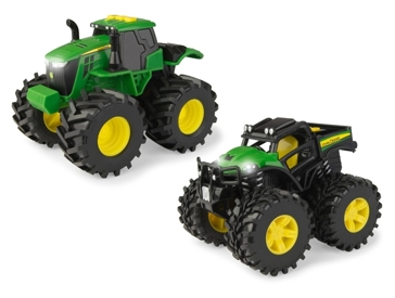 "John Deere 6"" Monster Treads 2pk"