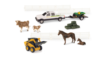 John Deere Utility Vehicle Set 1:32
