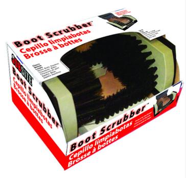 JobSite Floor Mount Boot Scrubber 54098