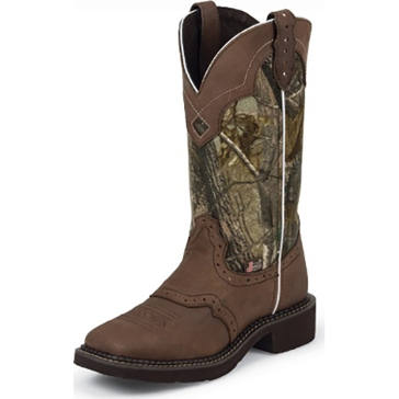 Justin Womens Aged Bark Gypsy Cowgirl Boots