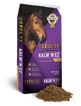 Kalmbach Feeds Kalm 'N EZ Pelleted Feed 50lb