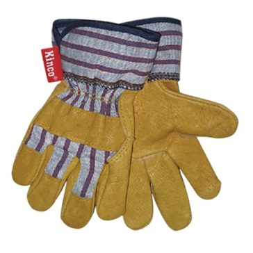 Kinco Childs Grain Pigskin Leather Palm Gloves