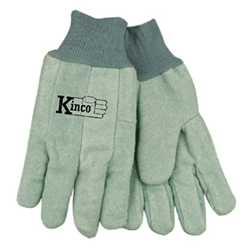 Kinco 18 oz. Green Chore Gloves