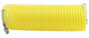 K-T Industries 1/4in x 12ft Recoil Air Hose