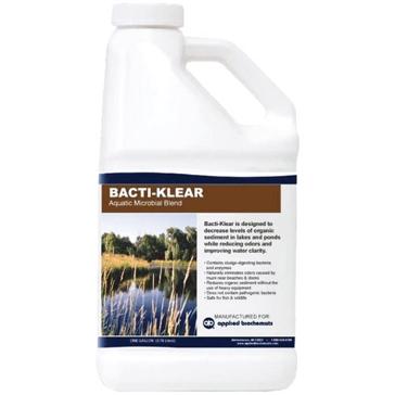 Aquatic Control 1 Gallon Bacti-Klear L00924