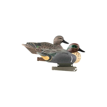Avery Life-Size Green-Winged Teal 6-Pk Floating Decoys