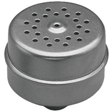 ARNOLD M-107 Small Engine Muffler, 1/2 in Inlet, 3/4 in Outlet
