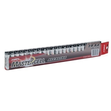Mastercell 24 Pack AA Batteries