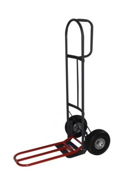 Milwaukee 800lb D-Handle Hand Truck w/Nose Plate 49515