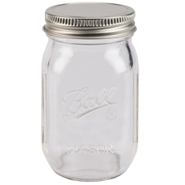 Ball 4oz Mini Storage Jar 4 Count