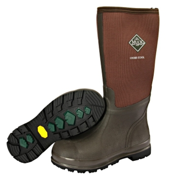 "Muck Chore Cool Hi 16"" Classic Rubber Boots"