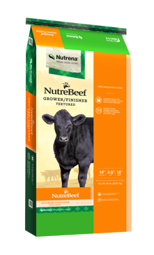 Nutrena NutreBeef Grower/Finisher Texture Cattle Feed 50lb