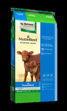 Nutrena NutreBeef Cattle Creep Feed 50lb