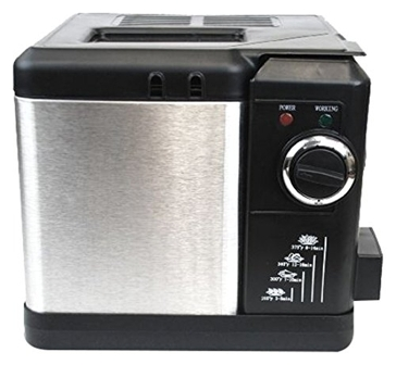 Nesco Deep Fryer 2.5 Liter