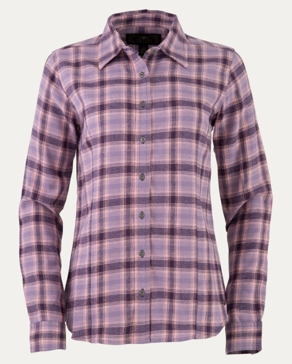Noble Outfitters Women's Downtown Flannel Shirt