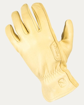 Noble Outfitters Cowhide Leather Gloves Honey Gold 51029-206