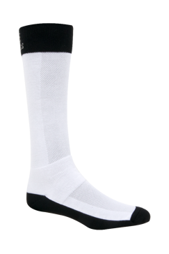 Noble Outfitters XtremeSoft Over the Calf Boot Sock 61003-White