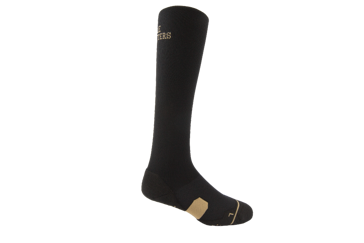 Noble Outfitters OTC Perfect Fit Boot Sock-Black or White