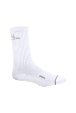 Noble Outfitters 2.0 All-Around Crew Cotton Boot Sock 61018-White