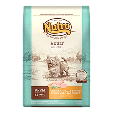 Nutro Original Adult Dry Dog Food - Chicken, Whole Brown Rice & Oatmeal Recipe