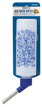 Pet Lodge 8oz Opaque Plastic Water Bottle OPB8
