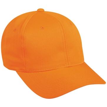 Outdoor Cap Youth High Profile Hat Blaze Orange 201ISPY