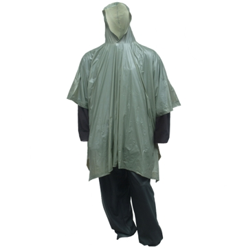 Tingley OD Green Rain Poncho P68808