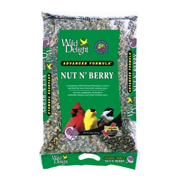 Wild Delight Nut N' Berry 20LB